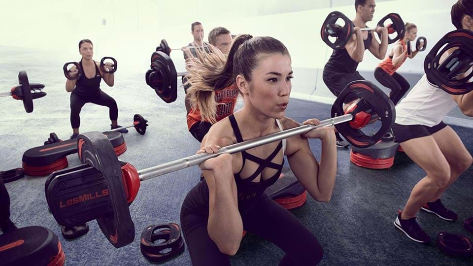 All you need to know about Body Pump